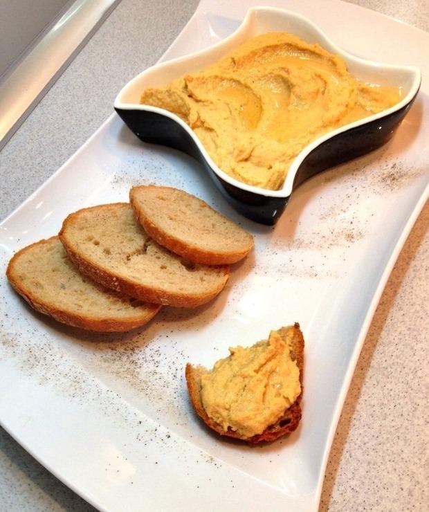Hummus !!! - Na zimno