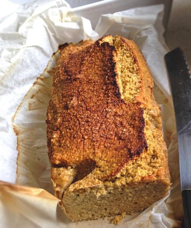 Chleb jaglano-owsiany (bezglutenowy) - Chleby