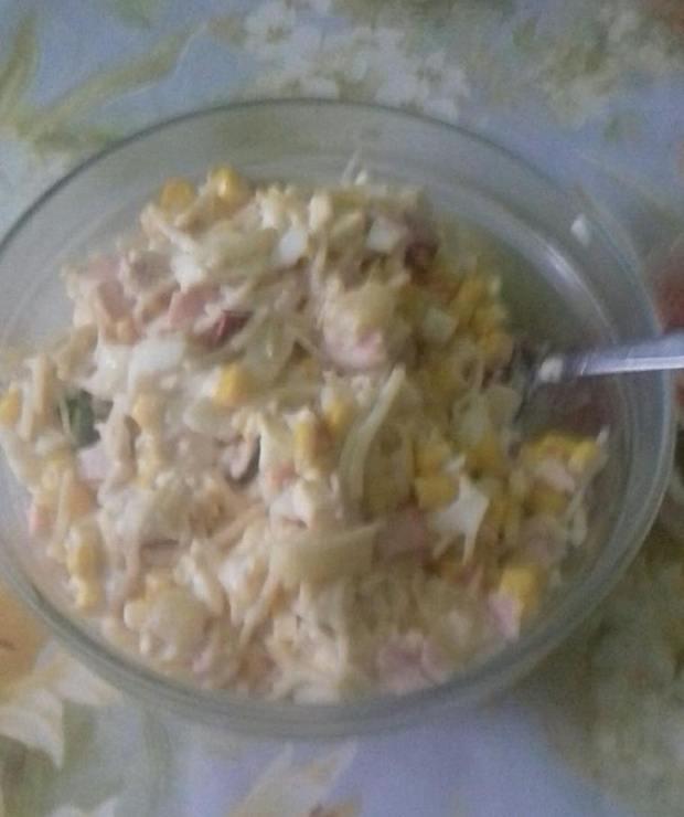 Salatka Z Selera Konserwowego Targ Smaku