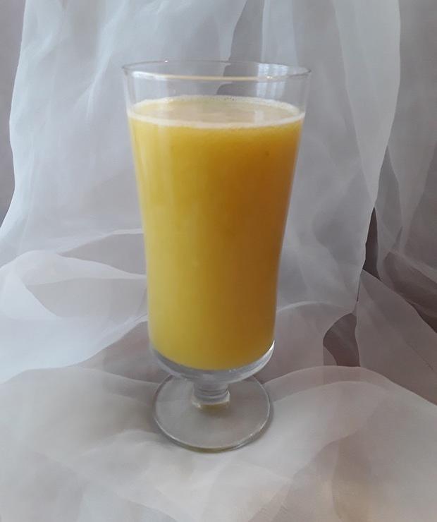 Sok ananas, pomarańcza, melon - Zimne