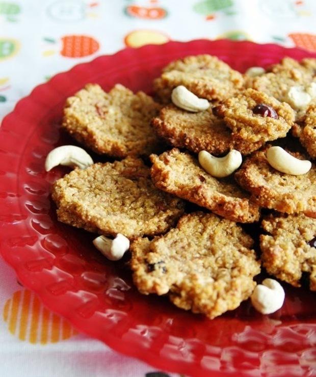 Słodkie Bezglutenowe Amarantuski  - Desery i ciasta