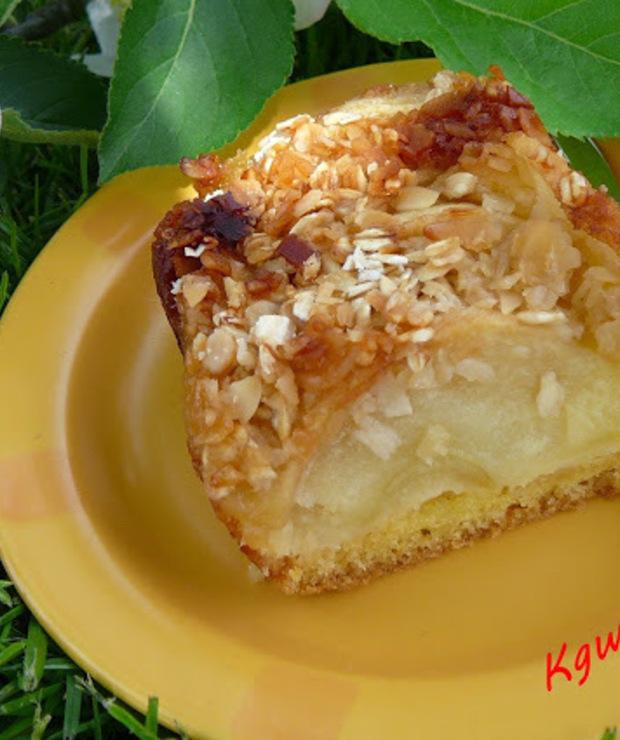 Kwitnący jabłecznik  - Szarlotki