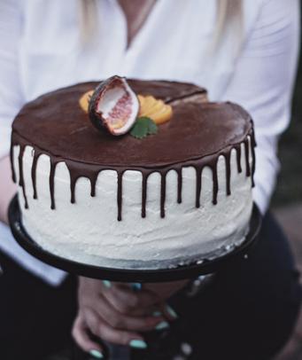 ad7521fb1de1f8 Tort marakuja-brzoskwinia/ Maracuja&peach cake
