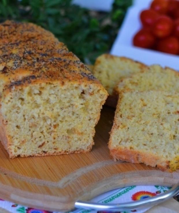Chleb cebulowy - Chleby