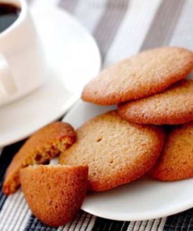Pyszne ciasteczka limonkowo-migdałowe - prosty przepis - Ciastka