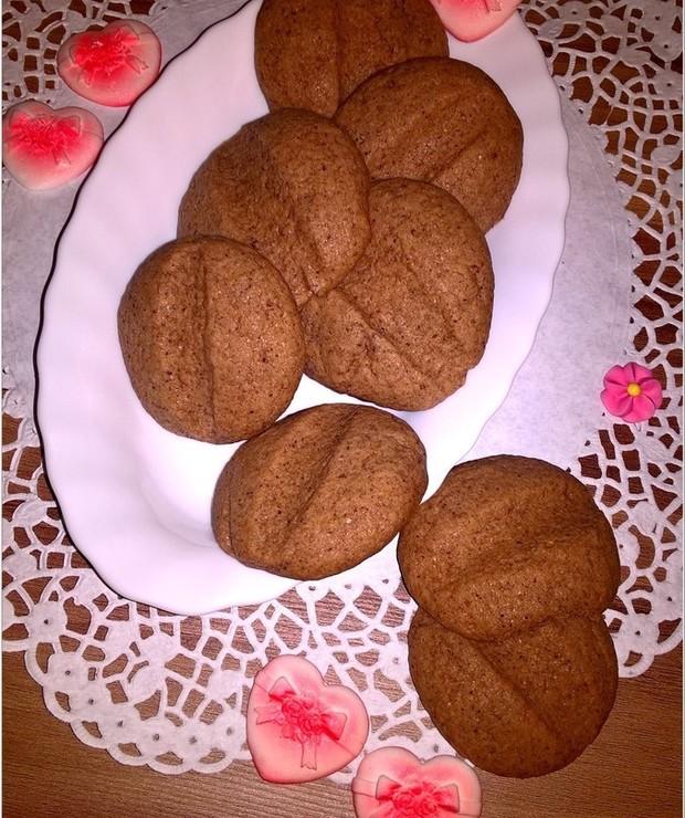 Kawowe ciasteczka - Ciastka