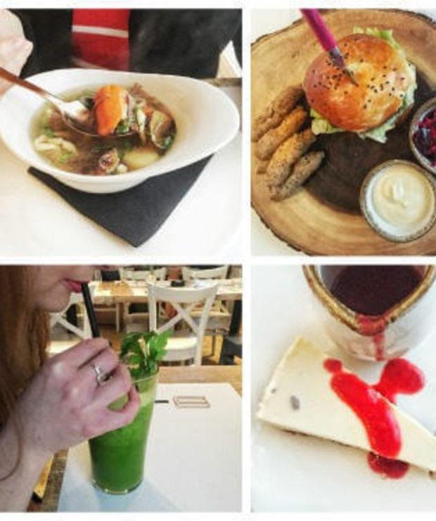 Gdzie smacznie zjeść w Warszawie – restauracja Inny Wymiar w centrum - Lokale gastronomiczne