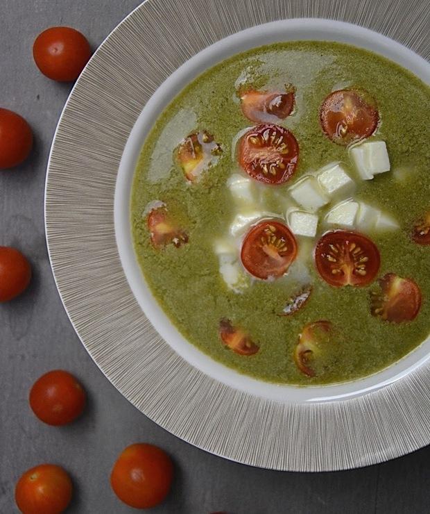 Zupa krem z rukoli - Z warzywami