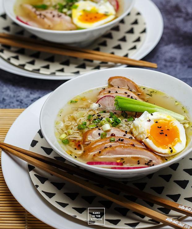 Ramen w 3 minuty – OYAKATA Kurczak po japońsku - Produkty