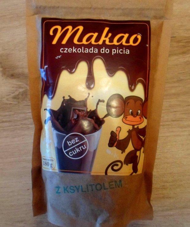 Makao – czekolada do picia - Produkty