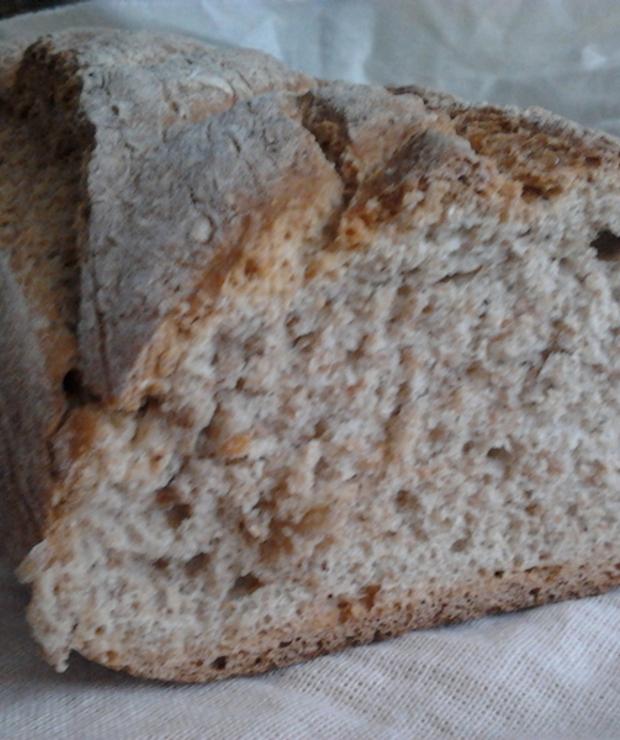 Anielski chleb pszenno-żytni - Chleby