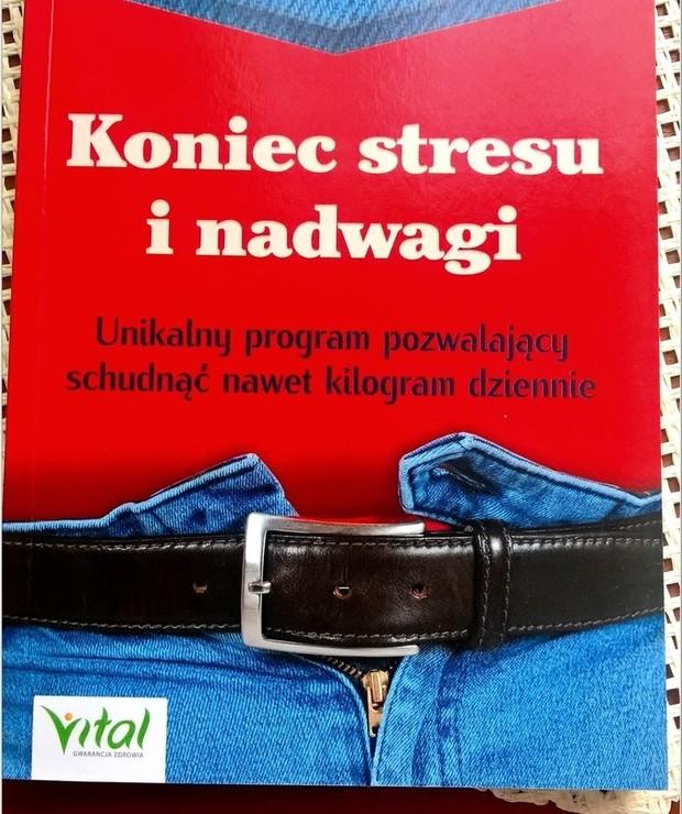 Koniec stresu i nadwagi. Wyd. Vital. Recenzja. - Produkty