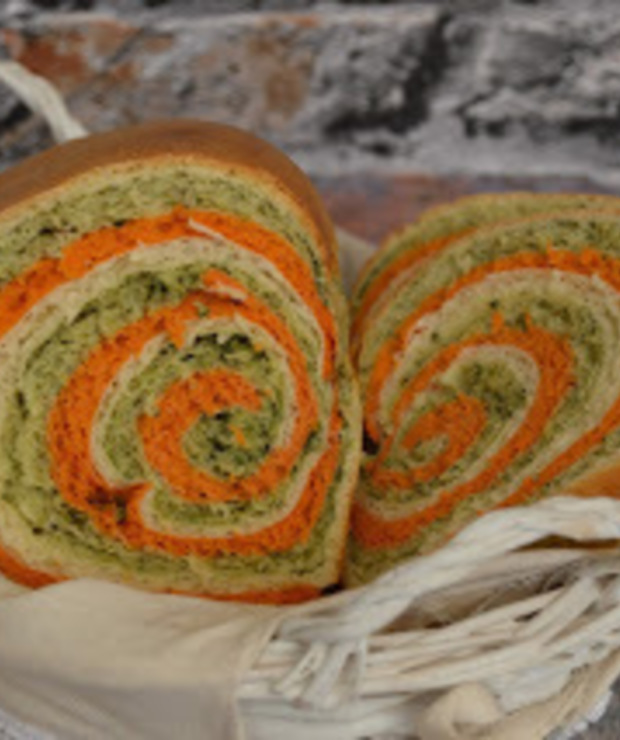 Rolada chlebowa - Chleby