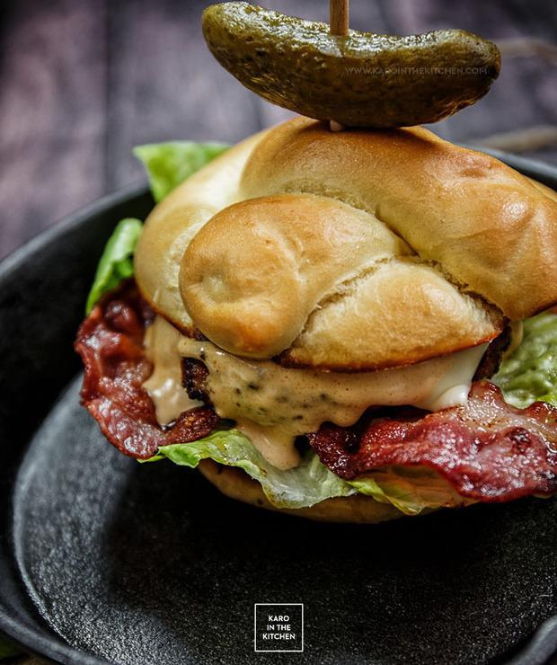 Burgery z indyka – bo wołowina to nie wszystko! - Drób