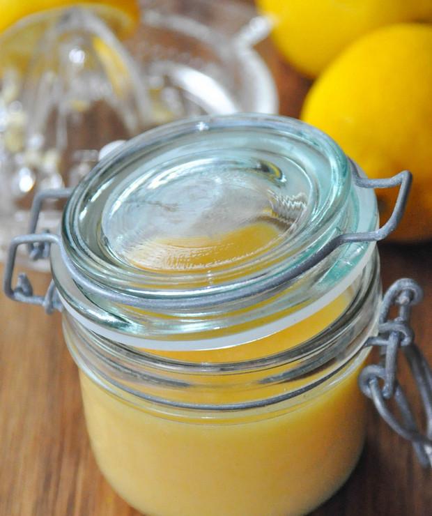 Krem cytrynowy – lemon curd - Kremy