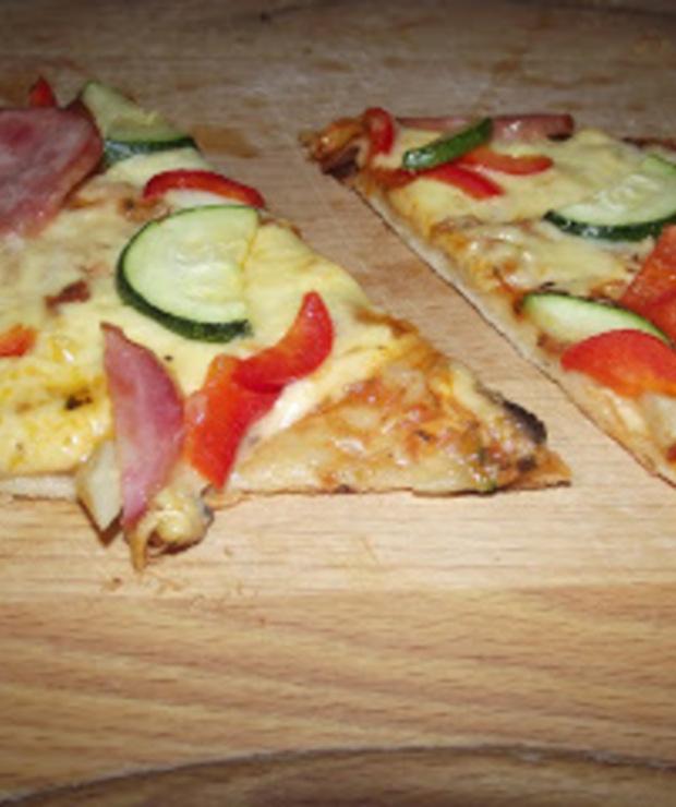 Pizza włoska - Pizza i calzone
