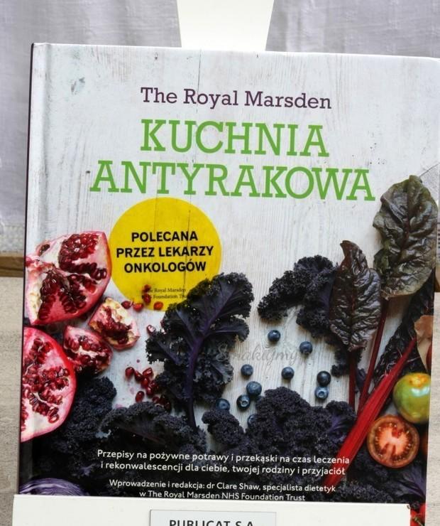 Kuchnia antyrakowa – recenzja - Produkty