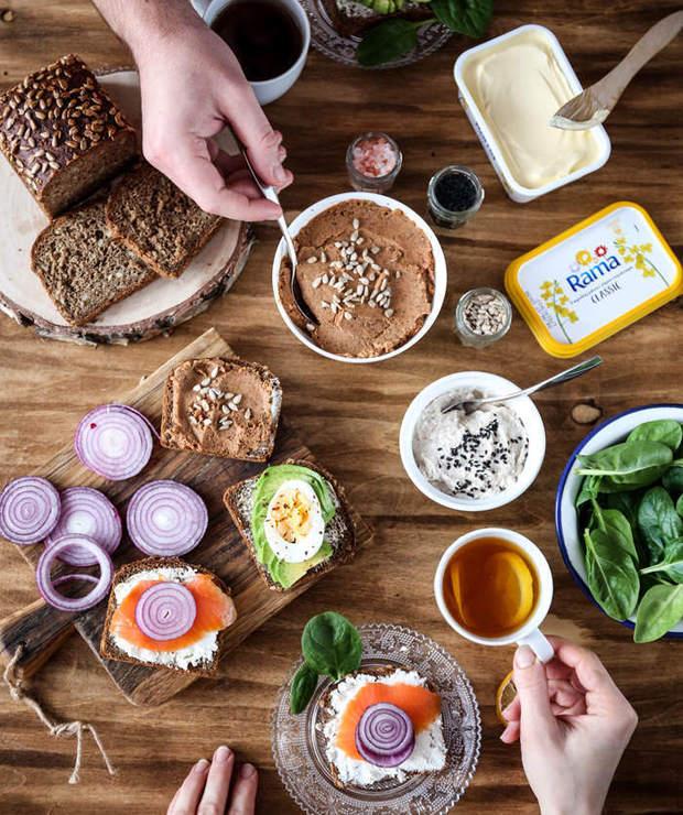 Najlepsze przepisy na śniadanie w 5 minut - Pasty do chleba