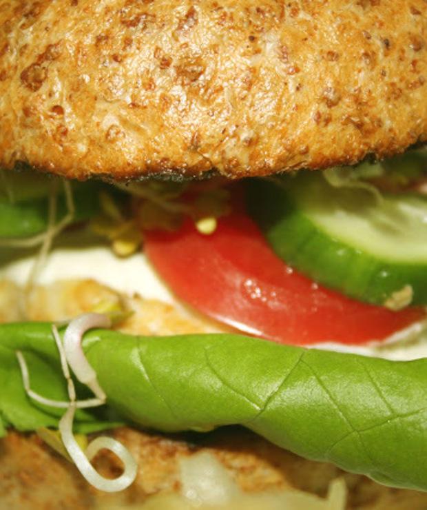 Dietetyczne burgery - Dania główne
