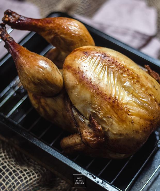 Kurczak pieczony po chińsku – kurczak kantoński - Potrawy
