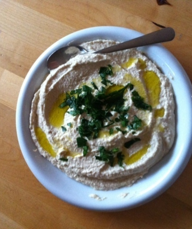 Hummus! - Na zimno
