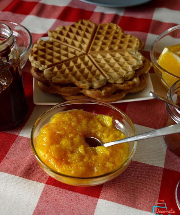 Konfitura pomarańczowa z cynamonem i goździkami - prosto, szybko, smacznie! - Owocowe
