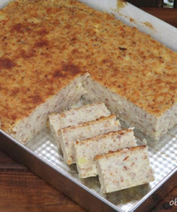 Piróg biłgorajski - Dania z ryżu i kaszy