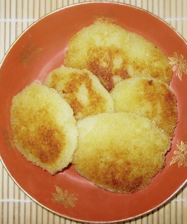 Wegańskie placki z gotowanych ziemniaków - Placki i placuszki