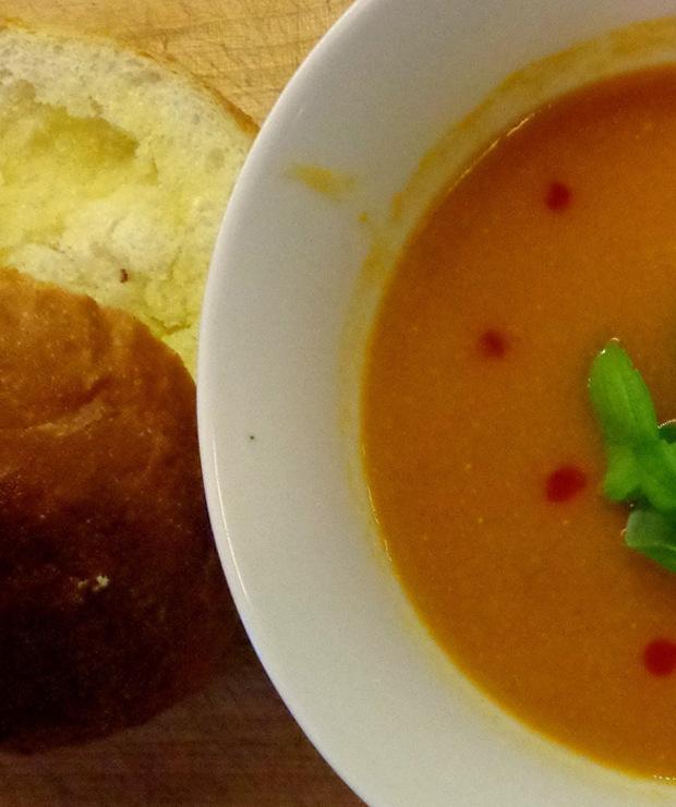 Indyjska zupa z soczewicy, czyli rozgrzewająca zupa - Kremy