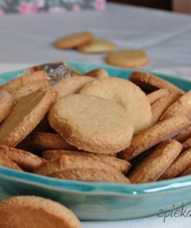 Ciasteczka migdałowe - Ciastka