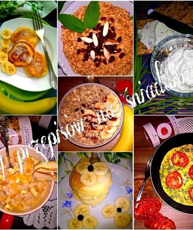7 przepisów na śniadanie - Inne