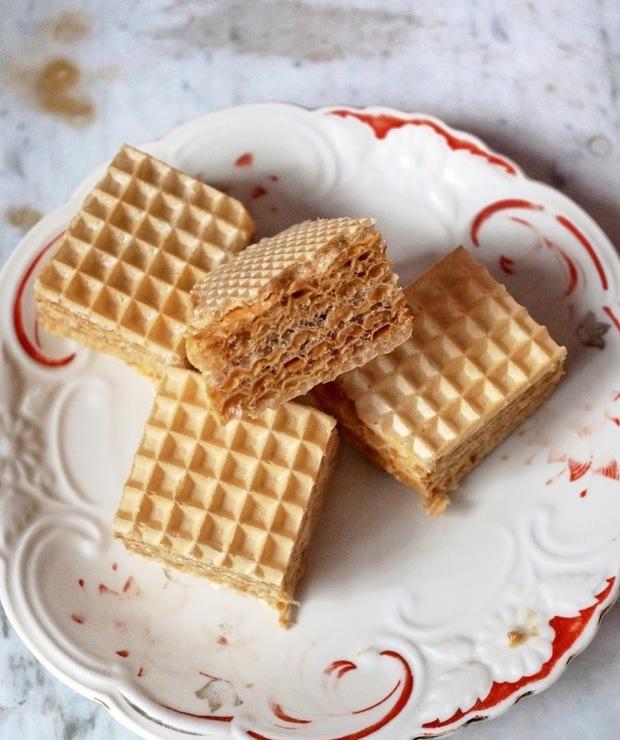 Domowe wafle  - Inne