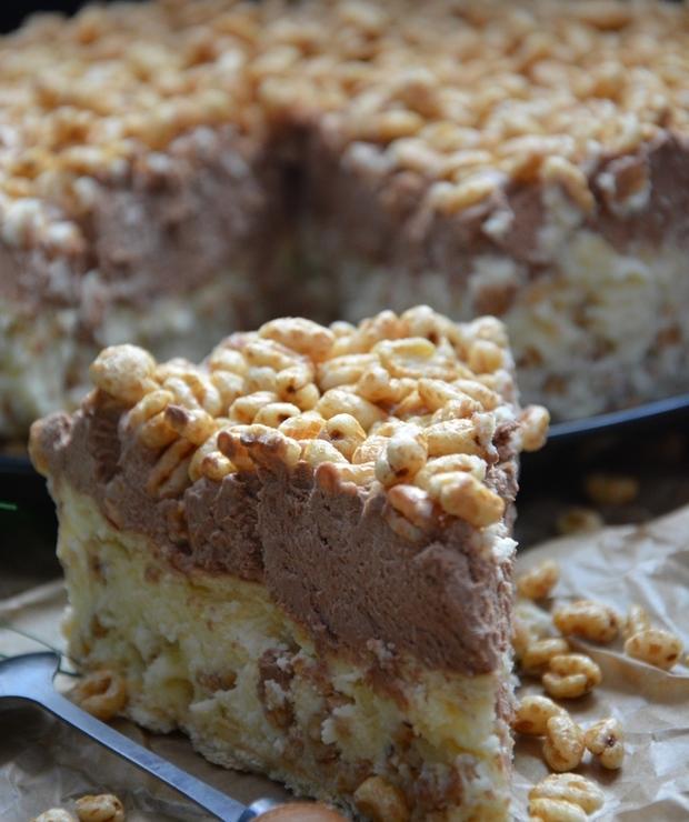Ciasto Kinder Country - Bez pieczenia