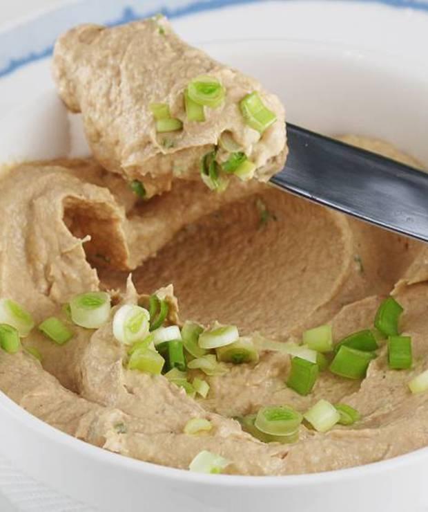 Szybka pasta z wędzonej makreli - Pasty do chleba