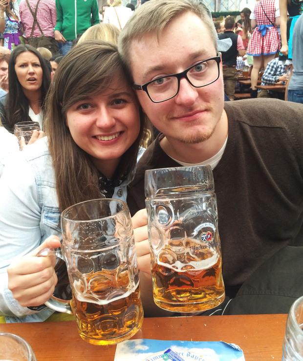 Oktoberfest – święto piwa! - Potrawy