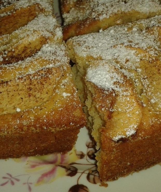 Ciasto Piaskowe Z Jablkami Targ Smaku
