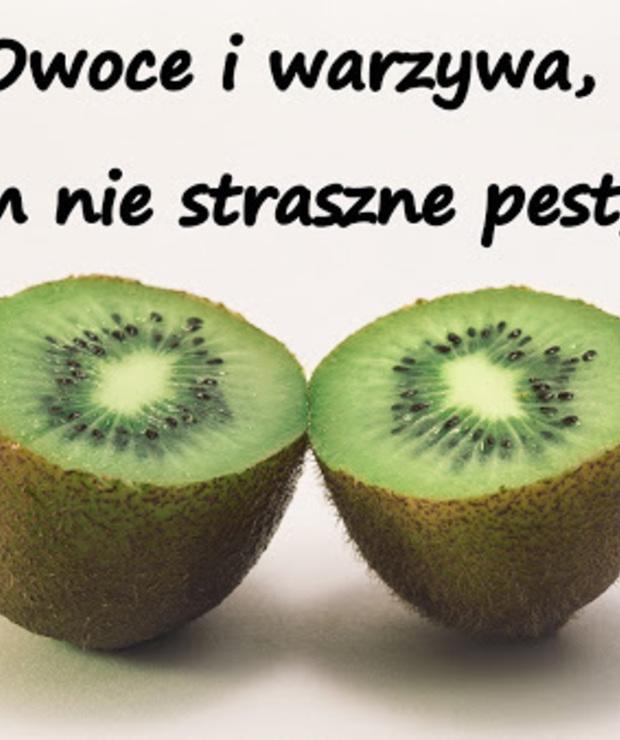 Owoce i warzywa, którym nie straszne pestycydy - Napoje