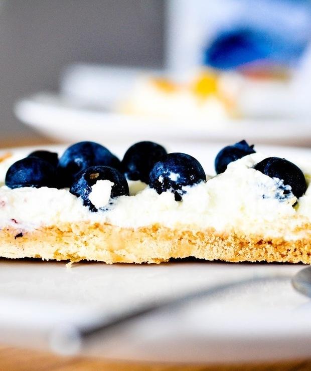 Tarta na kruchym spodzie (Pâte Sablée) - Kruche