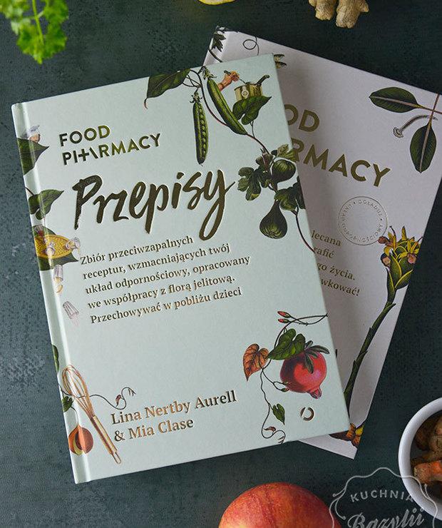 Food Pharmacy- Przepisy – recenzja książki - Produkty