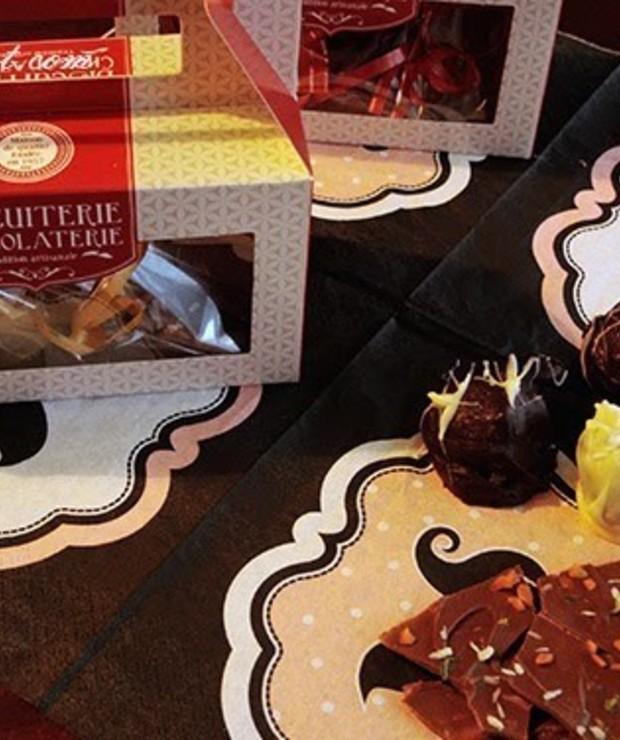 Z miłości do słodkości, czyli przepis na praliny i czekoladowego łamańca z marką Helio - Inne