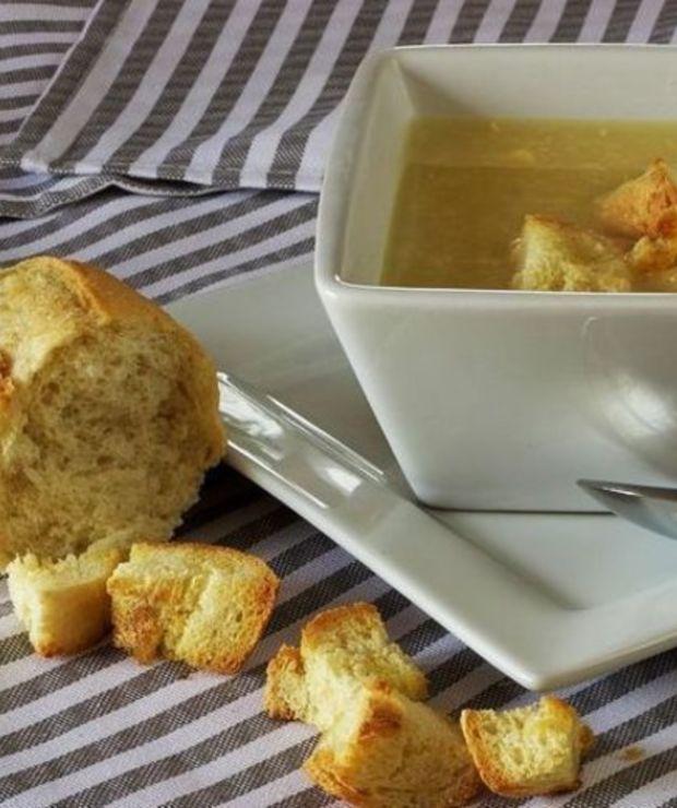 Przepis na zupę chlebową – pomysłowo, bezglutenowo i w 15 minut!!!    - Inne