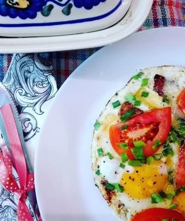 Jaja po miastrzowsku - Jajka i omlety