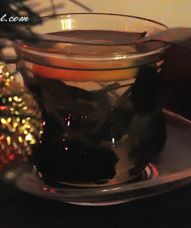 Orzeźwiająca herbata z miętą / A refreshing tea with mint - Gorące