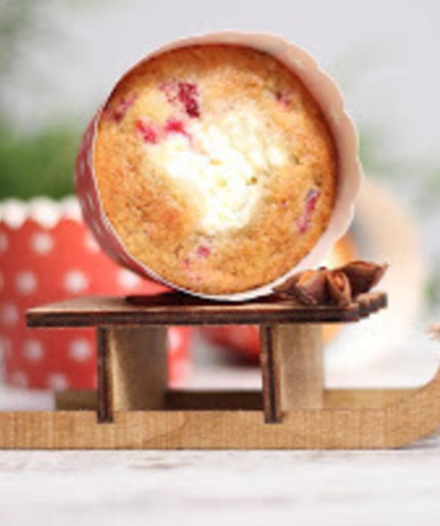 Muffinki z żurawiną - Muffiny i babeczki