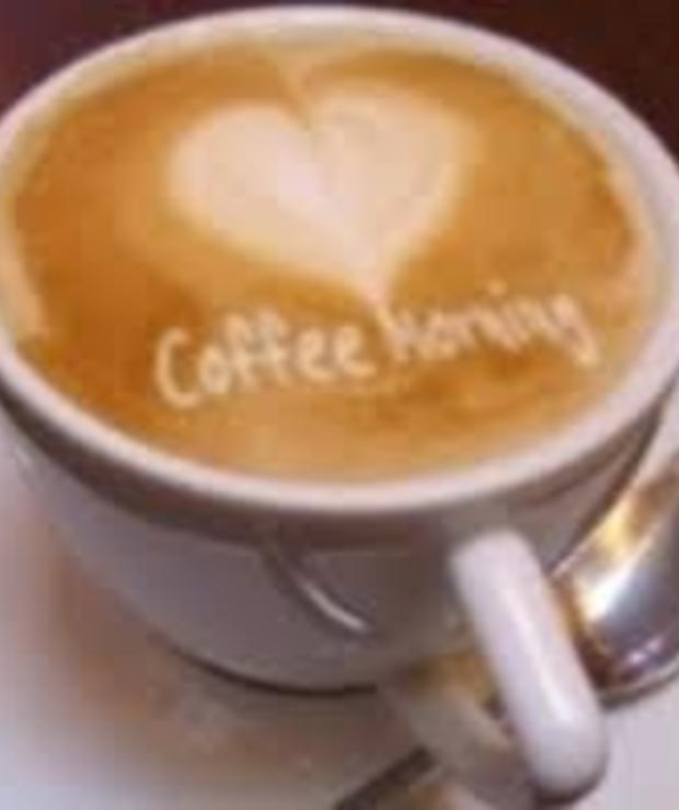 Magia kawy. - Gorące