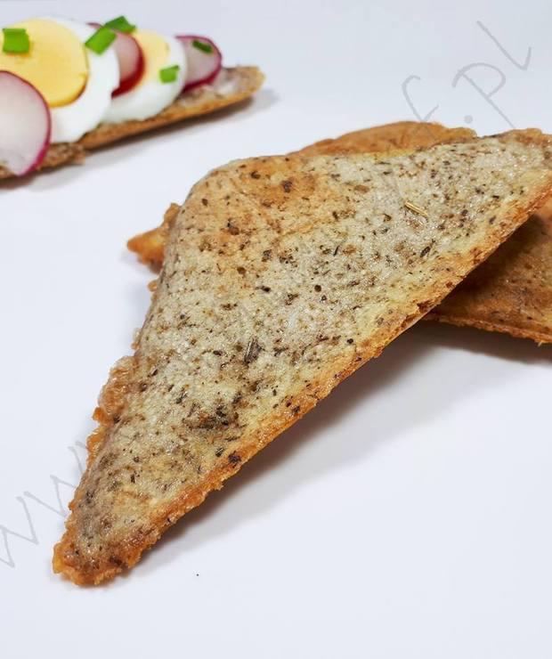 TOSTOWY CHLEBEK KOKOSOWY (keto, LCHF, optymalny, paleo, bez glutenu i laktozy) - Chleby