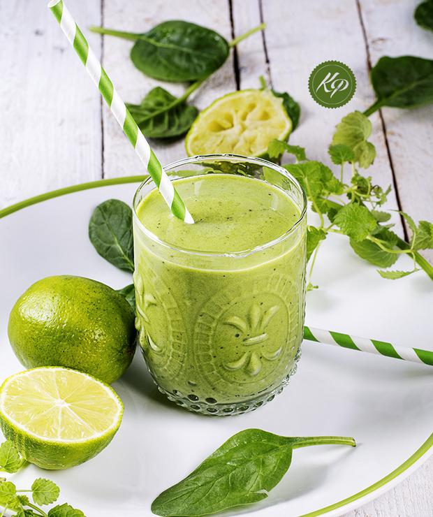 Koktajl limonkowy - Zimne