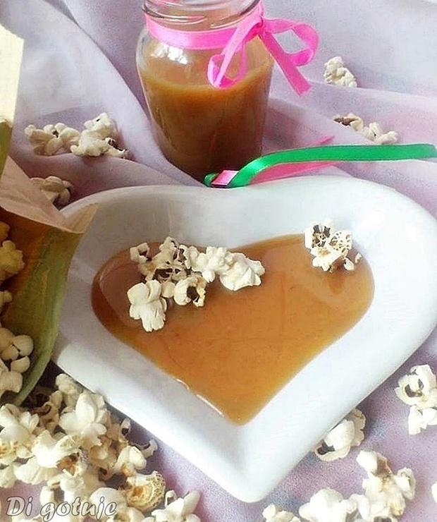 Solony karmel (Sauce caramel au beurre salé) - Inne