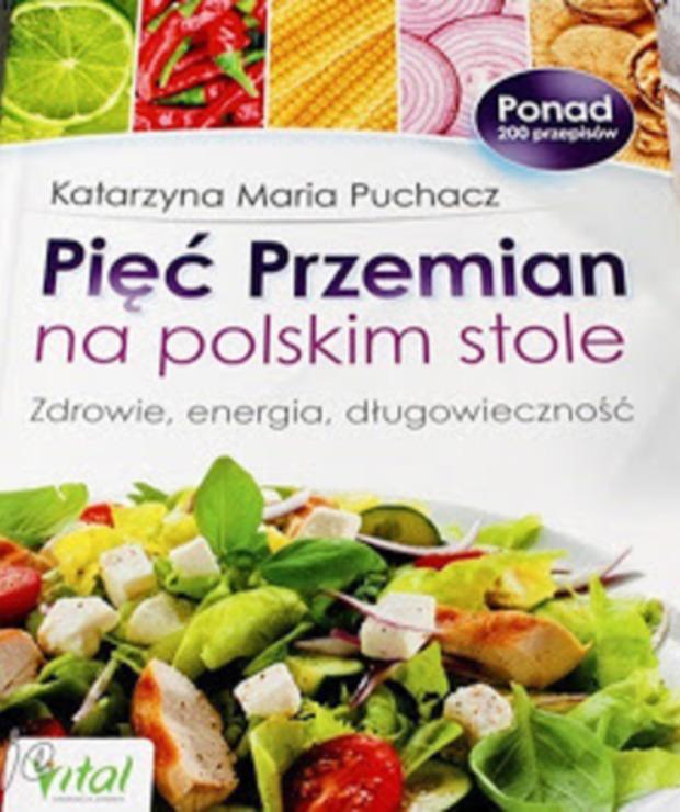 Pięć przemian na polskim stole - recenzja - Produkty