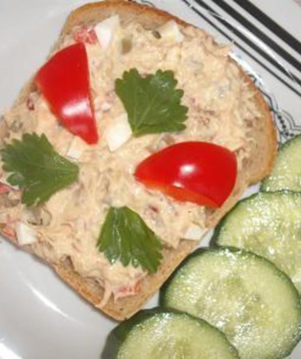 Pasta z wędzoną makrelą - Pasty do chleba